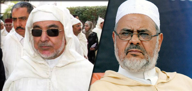 Abdelbari Zamzami & Ahmed Raïssouni.