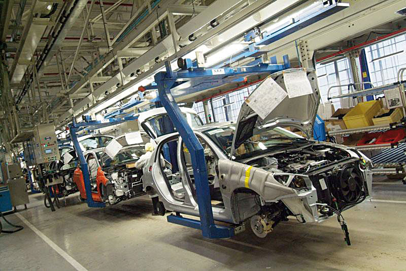 Industrie-auto