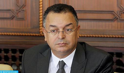 Lahcen Haddad, ministre du Tourisme.