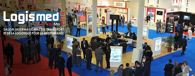 Logistique une meilleure visibilit de logismed 2014 for Salon logistique