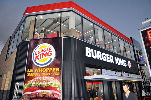 et de six pour burger king. Black Bedroom Furniture Sets. Home Design Ideas