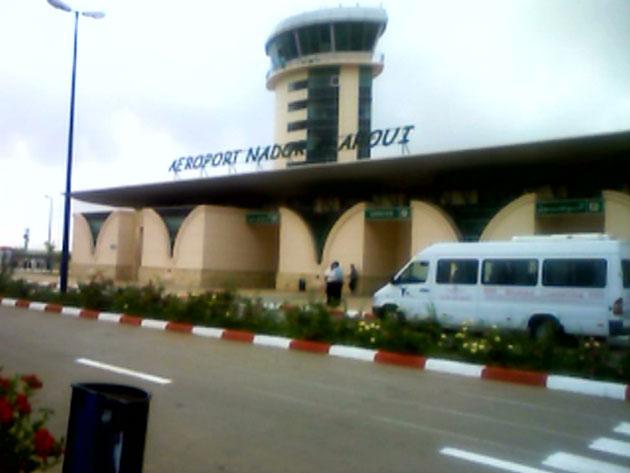 Nador-airport-front