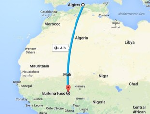 Air Algerie Flight With 116 On Board Crashed In Mali