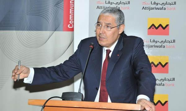 M. Mohamed El Kettani, PDG d'Attijariwafa bank