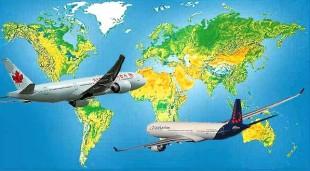 Transport aérien : Un trafic important, mais moins dense à fin octobre