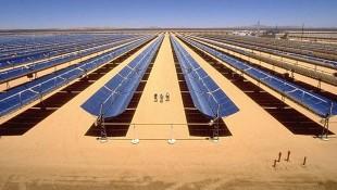 Deux entreprises françaises soutiennent le solaire maroc