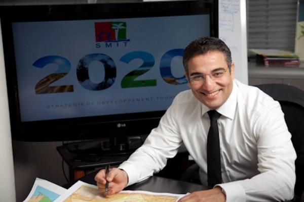 Imad Berrakad Président du directoire de la SMIT