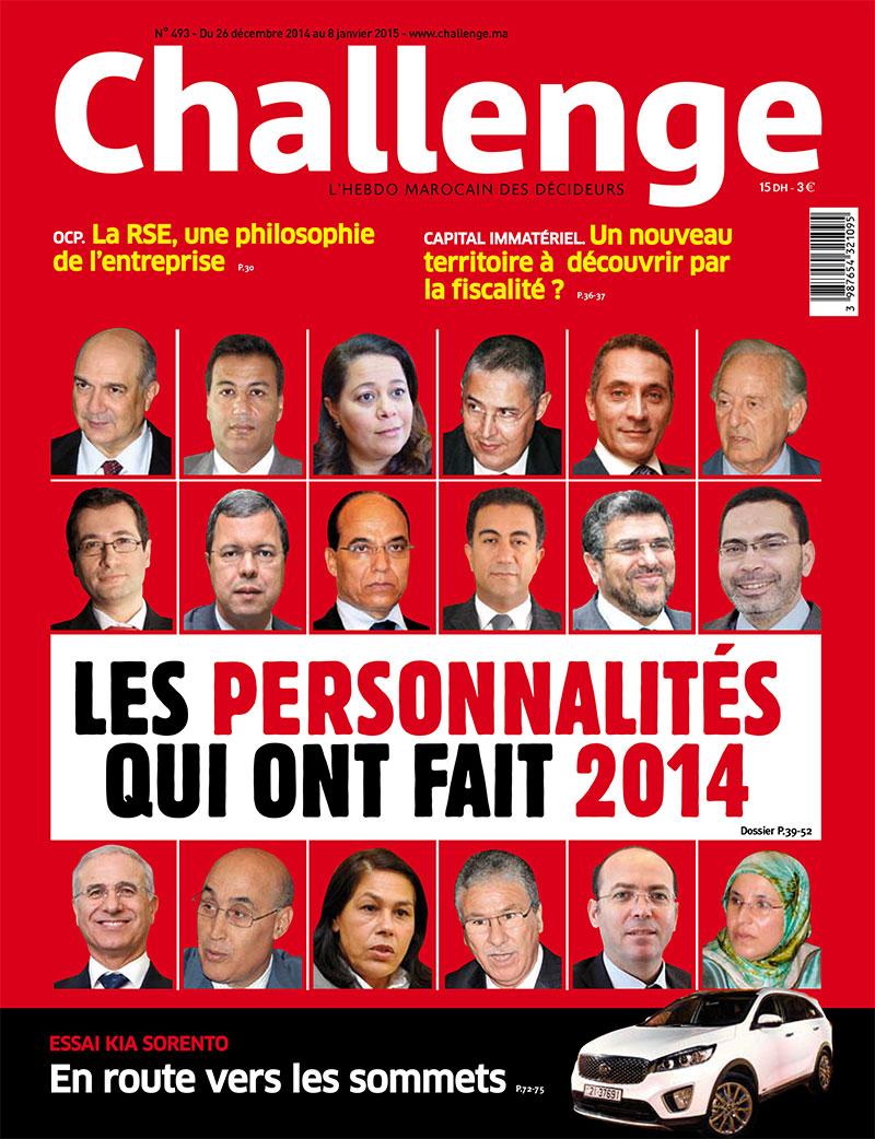 Sommaire Challenge #493