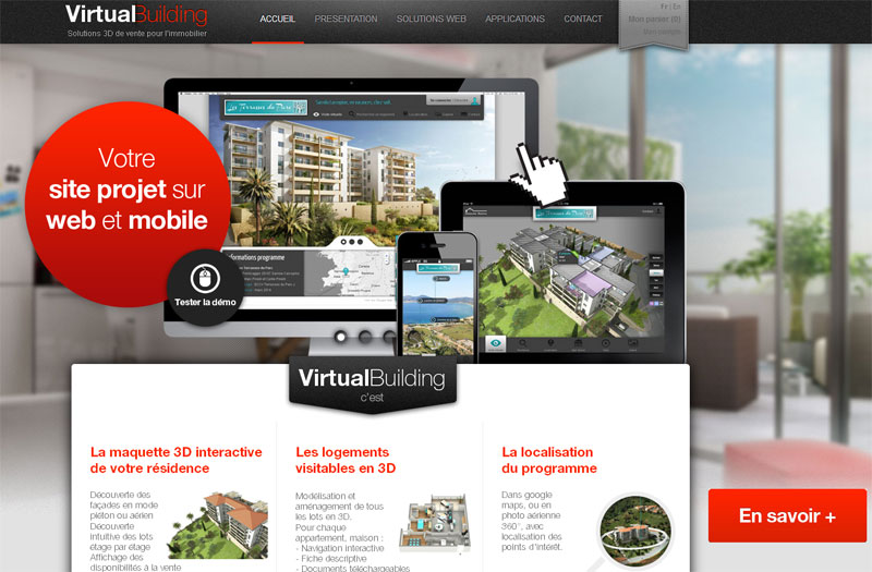 Ntic vbs s 39 exporte l 39 international Virtual house builder
