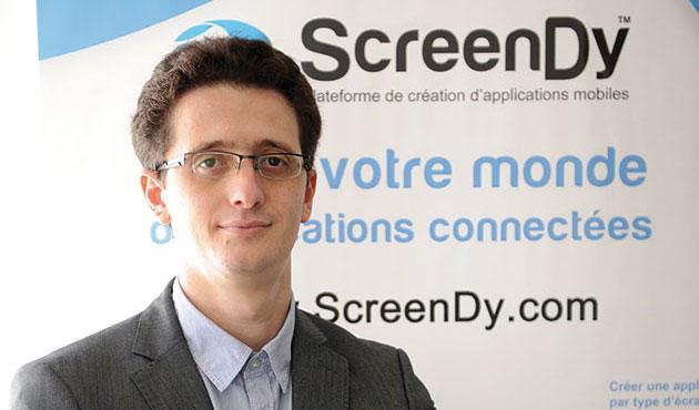 Mehdi Alaoui: Fondateur de ScreenDy