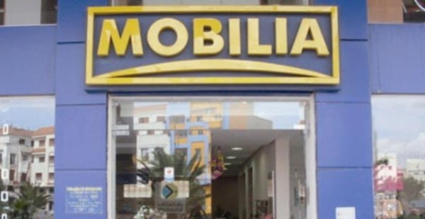Quatre nouveaux magasins pour mobilia en 2015 for Mobilia 2018 maroc