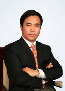 Liu Liange, Président de China Exim Bank