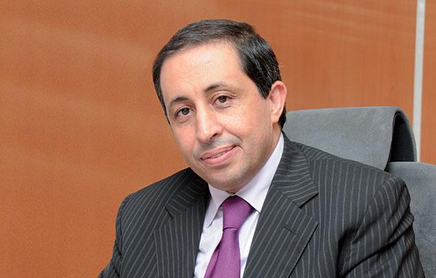 Hamid Benelafdil, directeur général de l'AMDI