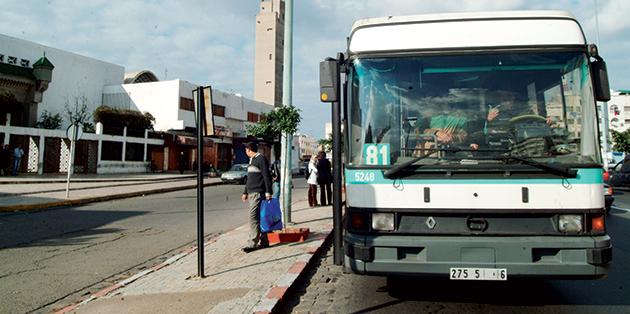 """Résultat de recherche d'images pour """"bus  transport public Maroc"""""""