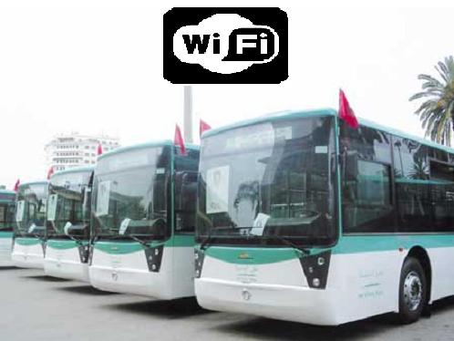 M'dina Bus WIFI