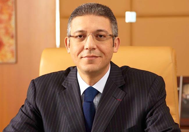 Mohamed Hassan BENSALAH, Président du Groupe Holmarcom