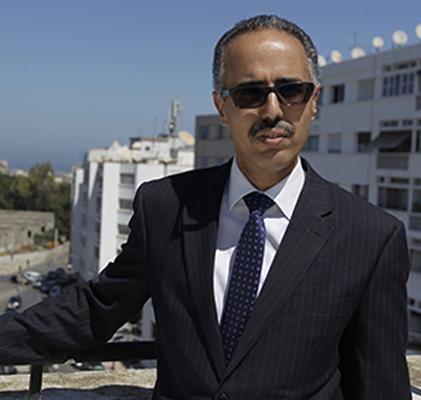 Abdessamad Sekkal, président de la région Rabat-Salé-Kénitra