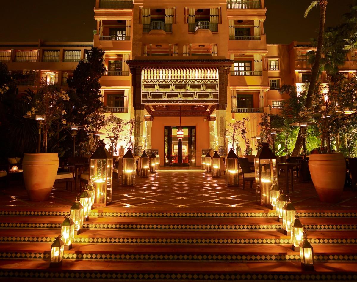 La mamounia sacr meilleur h tel au monde for Hotel meilleur
