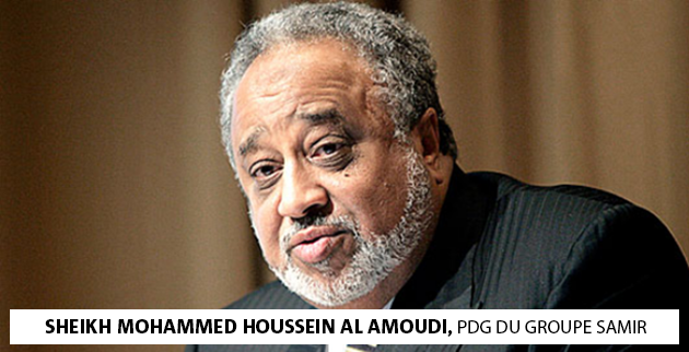 Mohammed Al Amoudi Net Worth