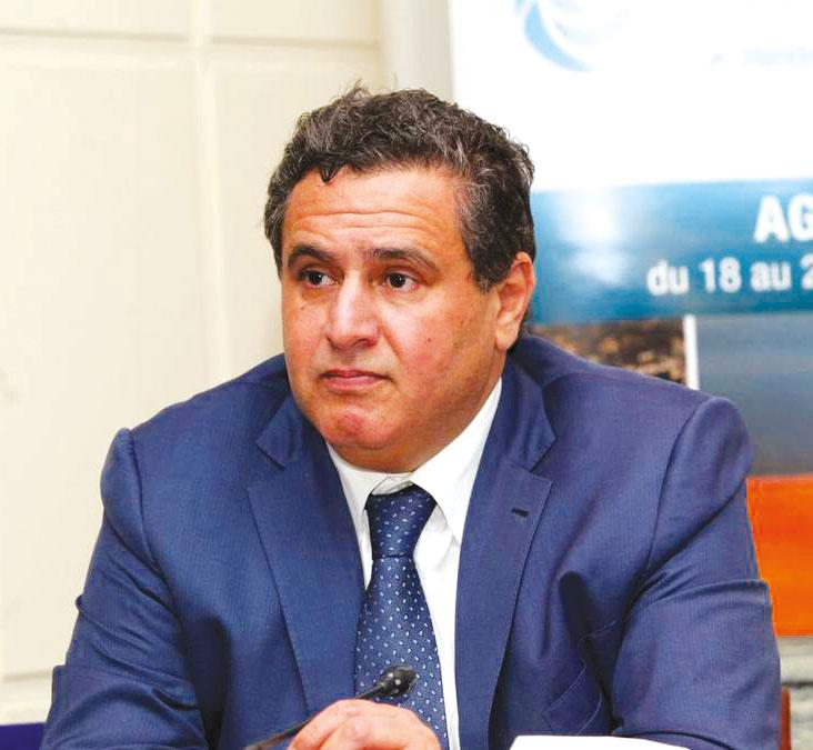 Aziz Akhannouch Net Worth