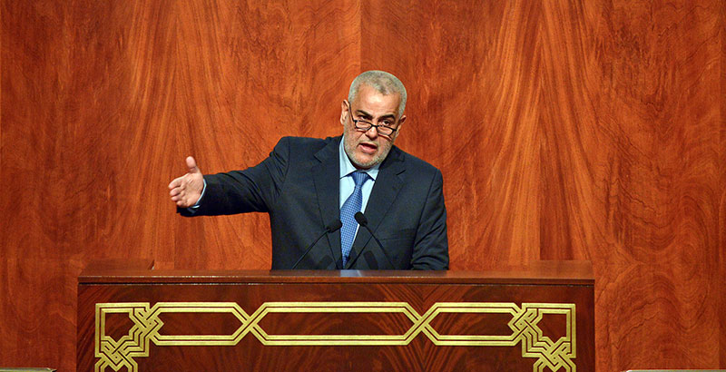 Abdelilah Benkirane, chef du gouvernement, est confronté à de nombreux défis en cette rentrée pleine de turbulences.