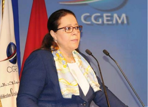Miriem Bensalah Chaqroun, Présidente de la CGEM