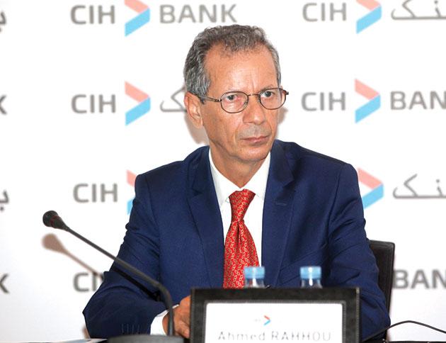 Ahmed-Rahhou PDG du CIH Bank