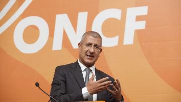 Mohamed Rabie Khlie, directeur général de l'ONCF