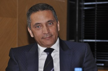 Moulay Hafid El Alamy , PDG du groupe SAHAM