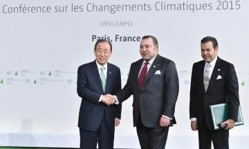 SM. Mohammed 6 au COP21
