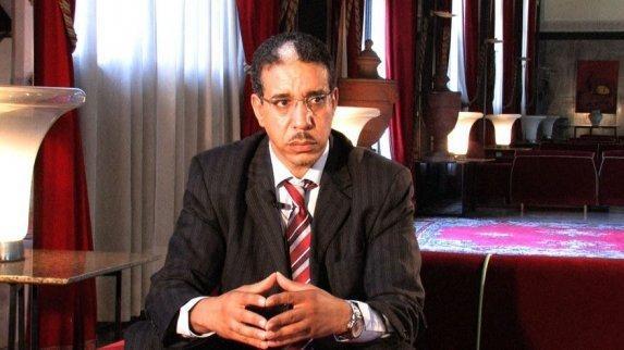 Aziz Rebbah Ministre de l'Equipement, du Transport et de la Logistique