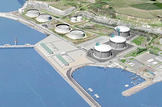 C est parti pour la premi re phase du m gaprojet gas to - Office national de l electricite et de l eau potable ...
