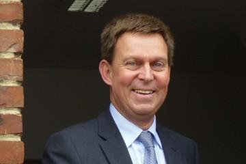 Didier Lamblin, PDG de Centrale Danone