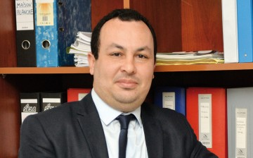 Fouad Cherkaoui, expert comptable mémorialiste au cabinet Expert Consulting.