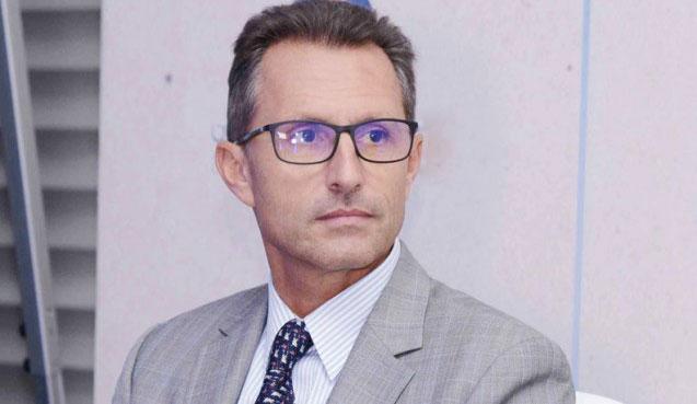 Jacques Ponty, PDG du groupe Centrale Danone