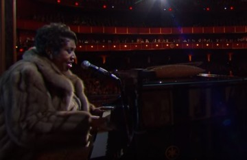 Aretha Franklin au Kennedy  Center Honors