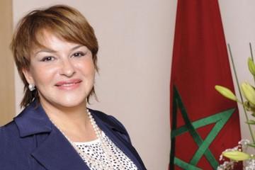 Hakima El Haïté, La ministre déléguée chargée de l'Environnement