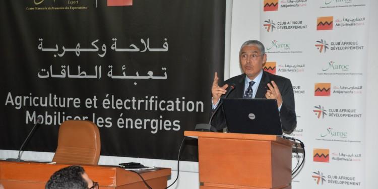 Mohamed Kettani, PDG d'Attijariwafa bank