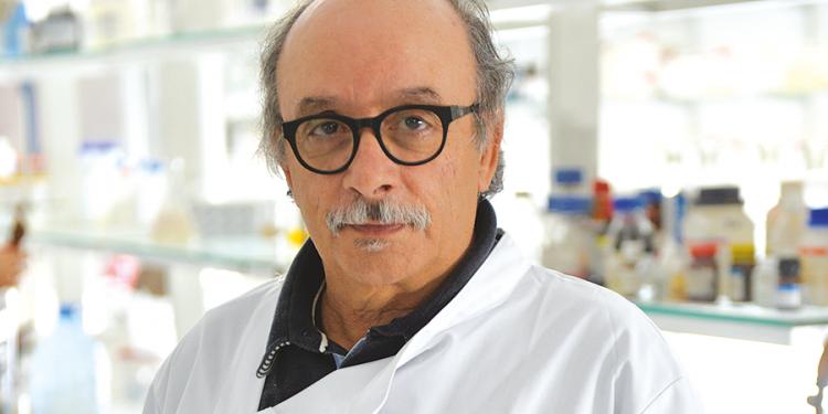 Dr Rachid Chraïbi, chercheur en chimie