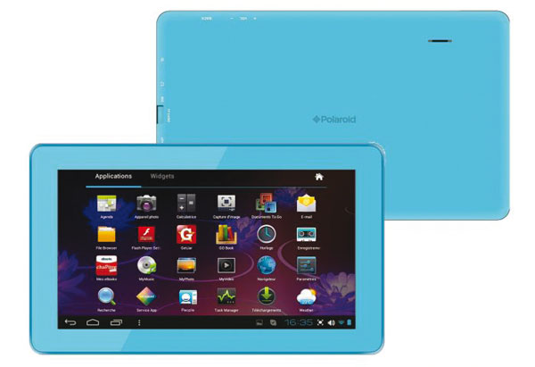 polaro d tablette 9 pouces tablette multiusage. Black Bedroom Furniture Sets. Home Design Ideas