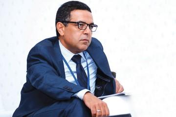 Hassan Boulaknadel, Directeur de l'Office des changes