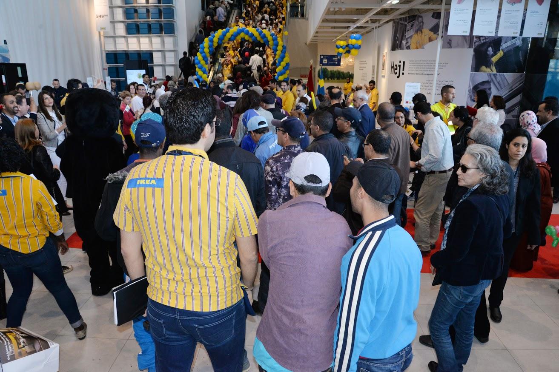 Ouverture Ikea Maroc Comme Si Vous Y Etiez Challenge Ma
