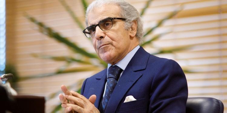 Abdellatif Jouahri, Wali de Bank Al Maghrib.