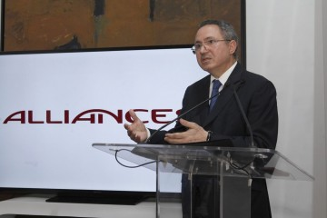 Mohamed Alami Nafakh-Lazrak, Président du Groupe Alliances