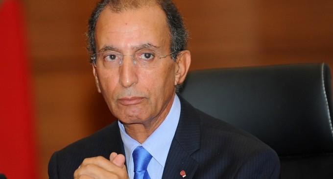 mohamed hassad ministre de lintrieur