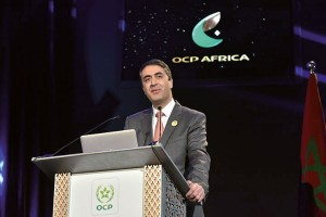 Tarik Choho, PDG OCP Africa.