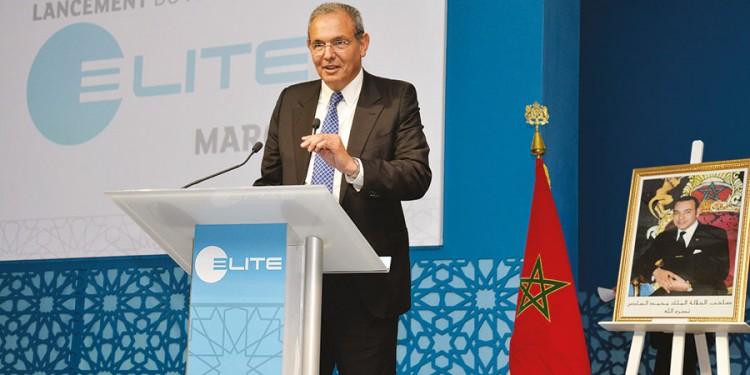 Karim Hajji, Directeur Général de la Bourse de Casablanca,