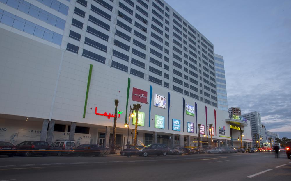 Tanger city mall la nouvelle r f rence commerciale de la r gion - Nouveau centre commercial amiens nord ...