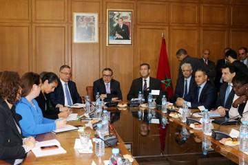 Boussaid préside à Rabat une réunion sur les préparatifs de la COP22 prévue en novembre à Marrakech