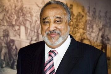 Sheikh Mohamed Hussein Al-Amoudi, Président du Conseil d'administration de la SAMIR.